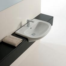 Semi countertop Washbasins