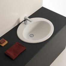 Drop In Washbasins