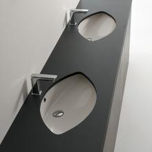 Under Countertop Washbasins