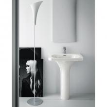 Washbasins on column