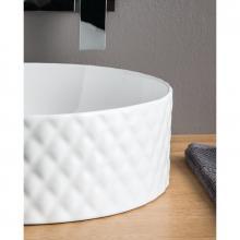 Thin-rim Washbasins