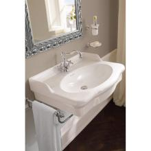 Countertop or wall-hung washbasin Castellana