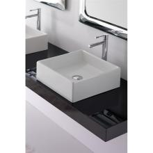 Countertop washbasin Teorema