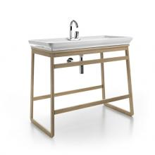 Frame Slitta + Washbasin Naked