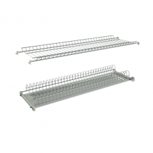 Plates Rack Stainless Standard