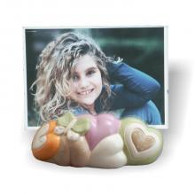 Double Glass Big Photo Frame