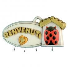 Hanger Benvenuti Ladybug