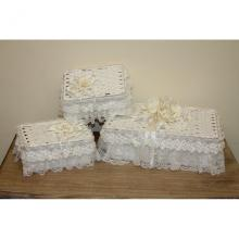 Closed Rectangular Hampers