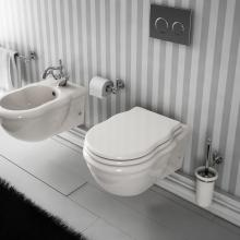 Wc + Bidet Wall-hung Ellade