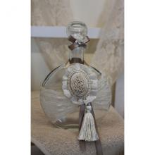 Round Flat Bottle Romantic