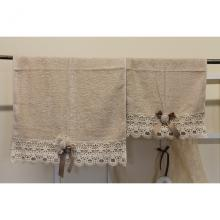Set 2 Towels Romantic