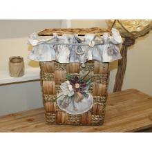 Small Laundry Basket Mosaico