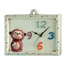 Clock Rectangular 25x18