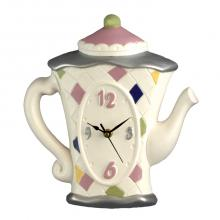 Clock Teapot High