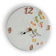 Clock Round ø32