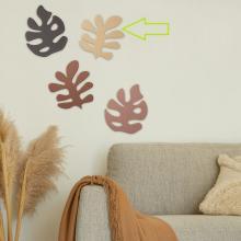 Decoration HELLO Matisse Corallo  cm 26x24x01