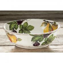 Oval Salad Bowl Pere&Fichi