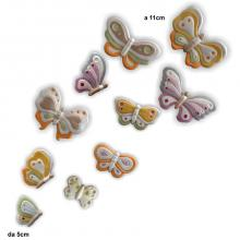 Butterflies 10 pieces