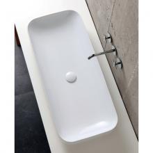 Inset/over-counter Washbasin cm 90 Soft Elegance