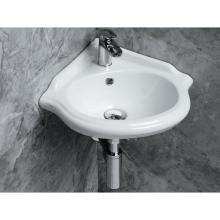 Corner Washbasin Victorian Style Jubilaeum