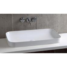 Inset/over-counter Washbasin cm 75 Soft Elegance