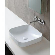 Inset/over-counter Washbasin cm 45 Soft Elegance