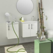 Washbasin wall-hung unit Icaro Smart