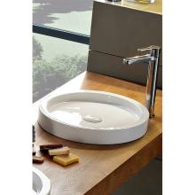 Countertop washbasin cm 42 Bucket