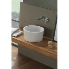 Countertop washbasin cm 35 Bucket