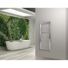 White radiator towel rail warmer W500 mm Comodo