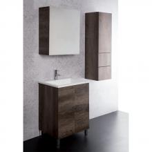 Footed Bathroom composition cm 115 Unika