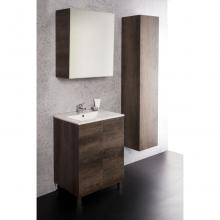 Floor bathroom composition cm 115 Unika