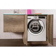 Washing machine floor covering unit Unika