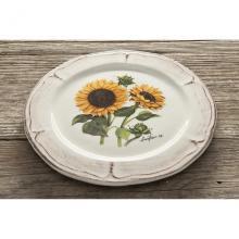 Scalloped Side Plate Girasoli