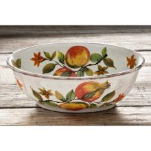 Oval Salad Bowl Grenade