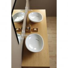 Countertop washbasin Biko