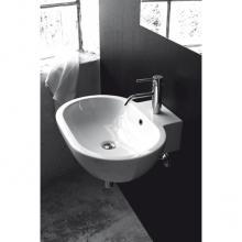 Washbasin countertop/wall-hang Kleo