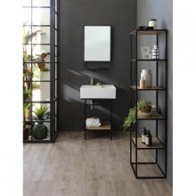 Countertop Washbasin cm 60x50 Nobu