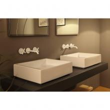 Countertop Washbasin Diagonal