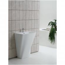 Freestanding wash basin 63x43xH85 cm Hera