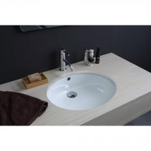 Under Countertop Washbasin cm 50x41 Triumph