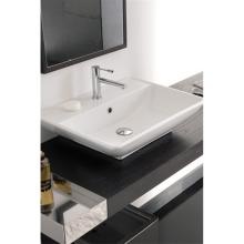 Wall-hung/Countertop Washbasin Kylis Thin-Line