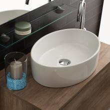 Countertop washbasin Ovale