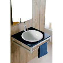 Drop-in washbasin In-Out