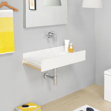 Wall-hung/countertop Washbasin TT