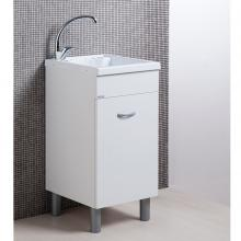 Wash-tub with cabinet cm 45x50 Lemon