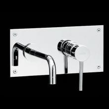 Built-in Single Lever Mixer Washbasin I-tech