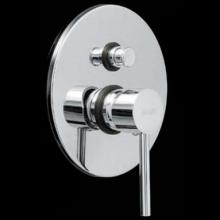 Built-in Single Lever Shower Mixer with Automatic Diverter I-tech