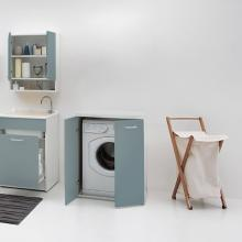 Washing machine cabinet