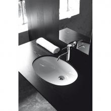 Under Countertop Washbasin cm 58x39 Parigi